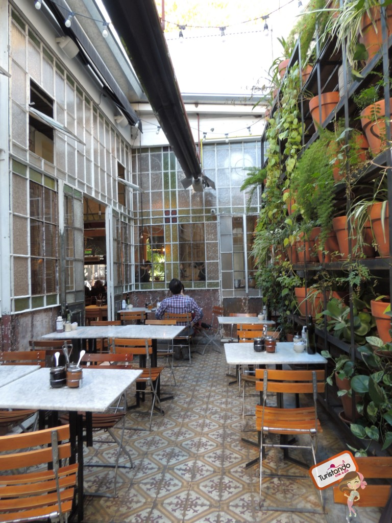 Por dentro do Le Pain Quotidien - Buenos Aires