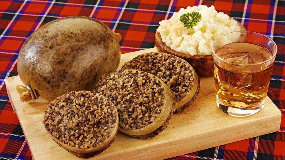 culinária escocesa